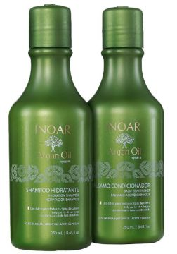 Inoar Argan Oil Hair Kit (2 Produtos)