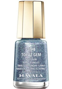 Esmalte Mavala Mini Colours Topaz Gem Glitter
