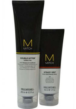 Paul Mitchell Mitch Double Grip Kit (2 Produtos)