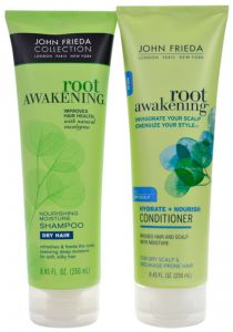 John Frieda Root Awakening Strength Restoring Breakage Pron