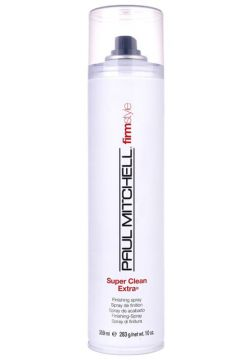 Paul Mitchell Firm Style Super Clean Extra Firm Hold Spray