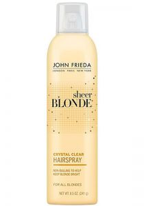 John Frieda Sheer Blonde Crystal Clear Shape & Shimmer Hair
