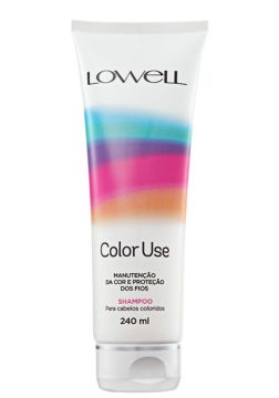 Lowell Color Use Shampoo 240ml