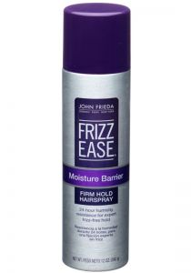 John Frieda FrizzEase Moisture Barrier FirmHold Hairspray F