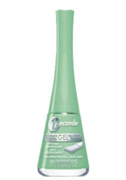 Esmalte Bourjois 1 Seconde Gel T27 Green Fizz
