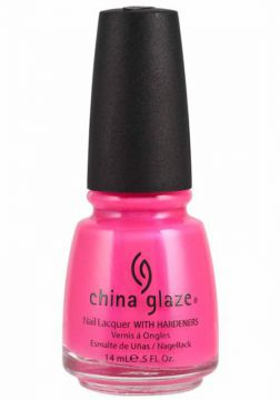 Esmalte China Glaze Pink Voltage Matte
