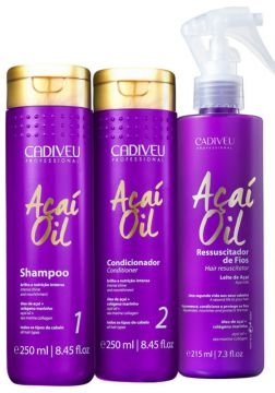 Cadiveu Professional Açaí Oil Kit