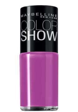 Esmalte Maybelline Color Show 415 Purple Splash