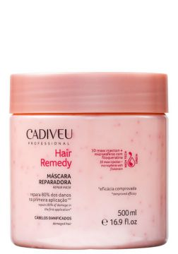 Cadiveu Professional Hair Remedy Reparadora Máscara 500ml