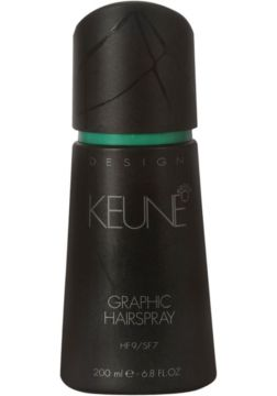 Keune Graphic Hairspray Spray Fixador 200ml