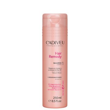 Cadiveu Professional Hair Remedy Shampoo 250ml