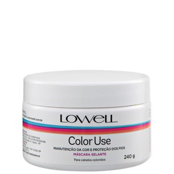 Lowell Color Use Máscara Selante 240g