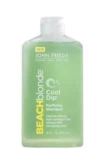 John Frieda Beach Blonde Cool Dip Purifying Shampoo 295ml