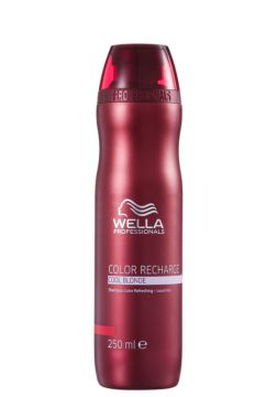 Wella Professionals Color Recharge Cool Blonde Shampoo 250m