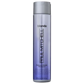 Shampoo Paul Mitchell Forever Blonde Platinum
