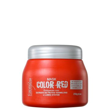 Máscara Forever Liss Professional Color Red