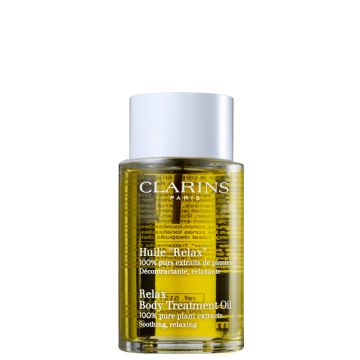 Óleo Relaxante Clarins Relax Body Treatment