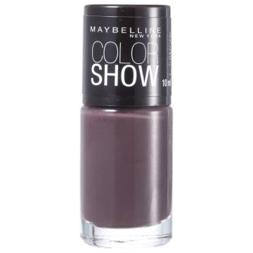 Esmalte Maybelline Color Show 555 Midnight Taupe