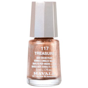 Esmalte Mavala Mini Colours Oasis Treasure Metálico