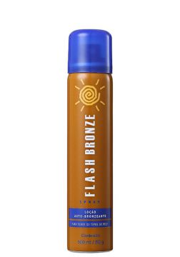 Flash Bronze Loção AutoBronzeante Spray