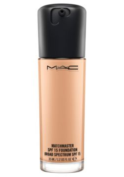 Base MAC Matchmaster Líquida FPS 15
