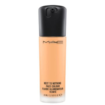 Base MAC Next To Nothing Face Colour Líquida