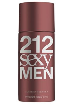 Desodorante Carolina Herrera 212 Sexy Men