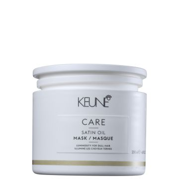Máscara Keune Care Satin Oil Capilar