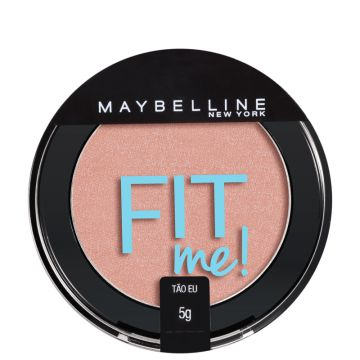 Blush Maybelline Fit Me! Cintilante
