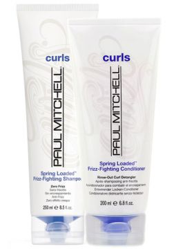 Kit Paul Mitchell Curls Spring Loaded FrizzFighting