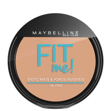 Pó Compacto Maybelline Fit Me! Natural