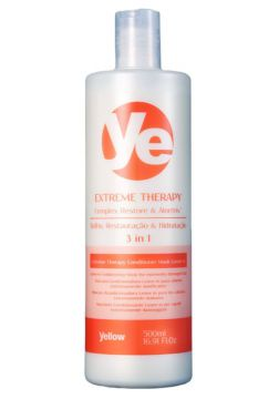 Tratamento Yellow Extreme Therapy 3 in 1 Capilar