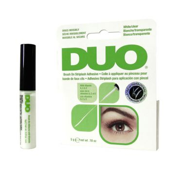 Cola para Cílios DUO Brush On Striplash Adhesive