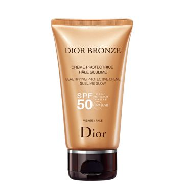 Protetor Solar Dior Bronze Beatifying FPS 50