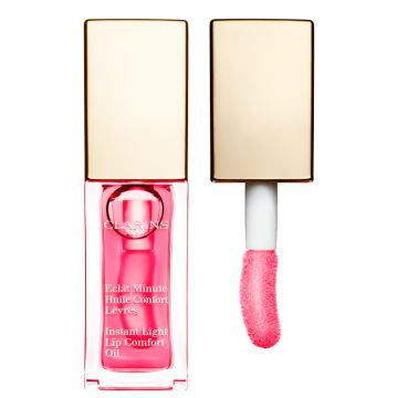 Clarins Instant Light Lip Comfort Oil 04 Candy Pink - Hidrat