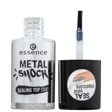 Essence Metal Shock Sealing             - Finalizador Para E