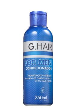 G.hair For Men             - Condicionador 250ml