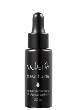 Vult Fluída 02             - Base Líquida 20ml