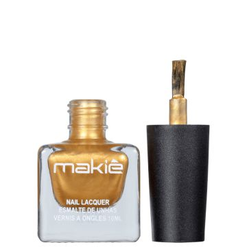 Makiê Diamond             - Esmalte Metálico 10ml