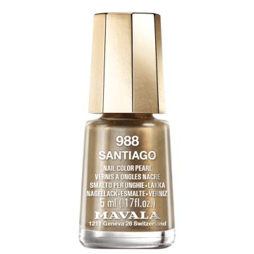 Mavala Mini Colors Santiago 988  - Esmalte Perolado 5ml