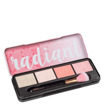 Markwins Radiant Iluminating And Blush - Paleta De Maquiagem