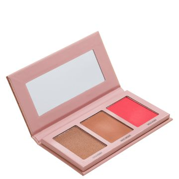 Océane Collection Bronzer E Blush - Paleta De Maquiagem 16g