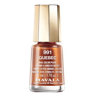 Mavala Mini Colors Quebec 991 - Esmalte Perolado 5ml