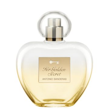 Her Golden Secret Antonio Banderas Eau De Toilette - Perfume