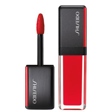 Shiseido Lacquerink Lipshine 304 Techno Red - Gloss Labial 6