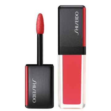Shiseido Lacquerink Lipshine 306 Coral Spark - Gloss Labial