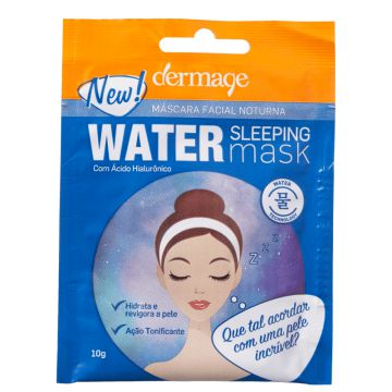 Dermage Water Sleeping - Máscara Facial 10g