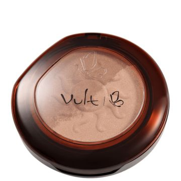 Vult Make Up Compacto Duo Soleil 01 - Pó Iluminador E Bronze