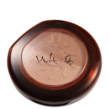 Vult Make Up Compacto Duo Soleil 02 - Pó Iluminador E Bronze
