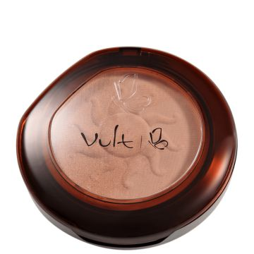 Vult Make Up Compacto Duo Soleil 03 - Pó Iluminador E Bronze